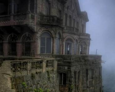 Este hotel fue abandonado hace varias décadas... por un OSCURO SECRETO