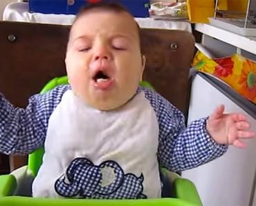 Este simple truco puede salvar a un bebé de asfixia. ¡Todo el mundo debe ver esto!