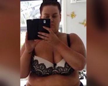 """A esta mujer la llamaron """"fraude"""" por un increíble pérdida de peso y responde con esta FOTO"""