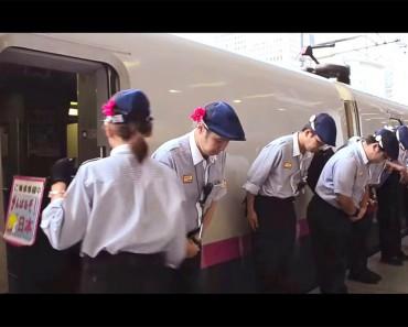 Lo que estos japoneses hacen en cuestión de minutos te dejará con la boca abierta