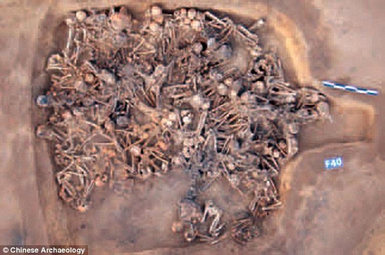 La misteriosa casa china de los horrores: encontrados 100 cuerpos apilados