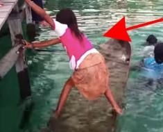 La canoa de su familia se HUNDÍA rápidamente, entonces esta niña tuvo una idea BRILLANTE
