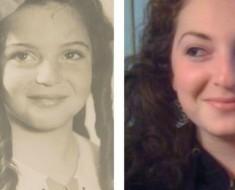 Ciertamente la historia se repite, y estas fascinantes fotos de familia lo prueban