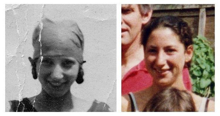Ciertamente la historia se repite, y estas fascinantes fotos de familia lo prueban 6