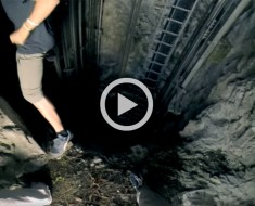 Este vídeo te hará sentir VÉRTIGO como nunca lo has sentido