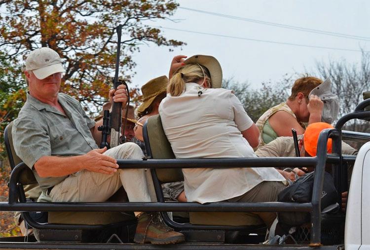 Turistas ocultan el rostro por VERGÜENZA por lo que VAN A HACER. ¡Terrible!