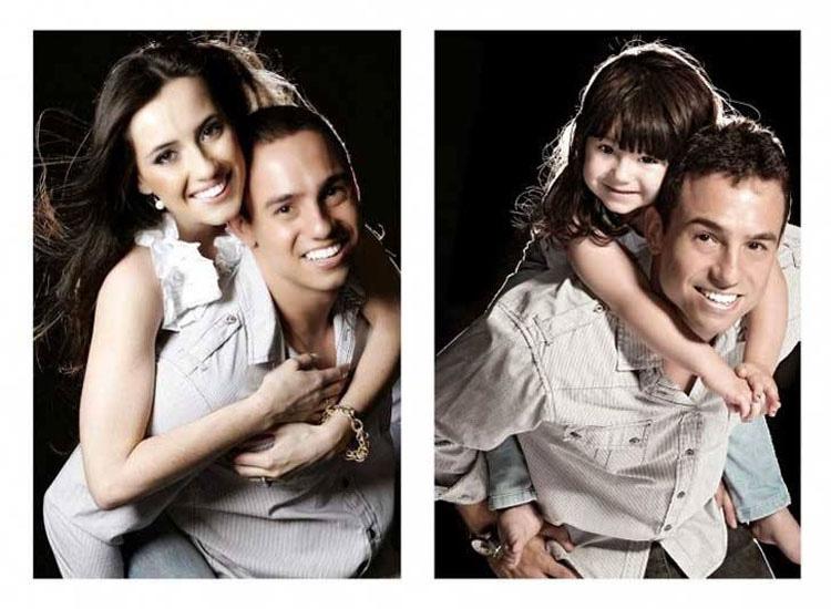 La razón por la que este papá hizo una sesión de fotos especial con su hija es desgarradoramente hermosa