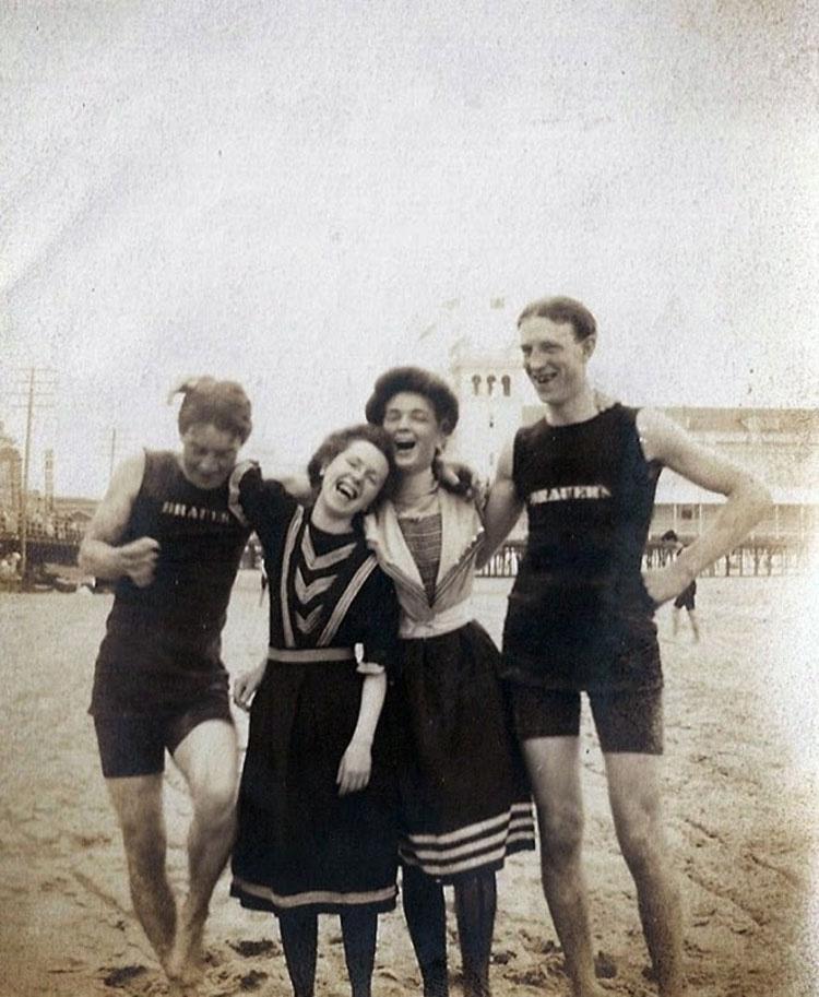 28 fotos que prueban que los victorianos no eran tan serios como se pensaba. ¡La #23 es HILARANTE!