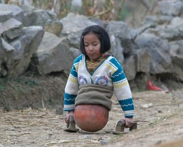 """Cómo la """"niña pelota de baloncesto"""" se ha convertido en una fuente de inspiración 1"""