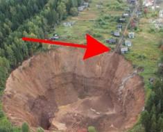 Lo que se está TRAGANDO este remoto pueblo de Siberia es absolutamente insano (e IMPARABLE)