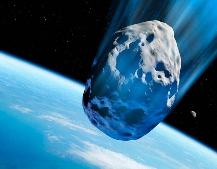Un asteroide de medio kilómetro pasará rozando la Tierra este Halloween. ¿Debemos PREOCUPARNOS? 1