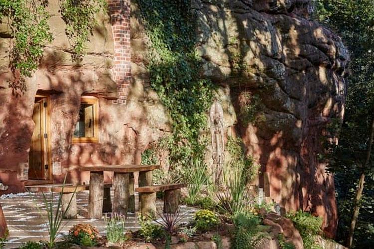 Esta cueva de 800 años esconde un impresionante secreto. ¡Me muero por vivir aquí!