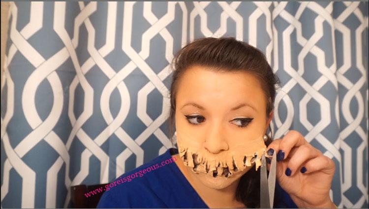 Esta chica ha creado el maquillaje para Halloween más espeluznante. MIRA cómo se hace
