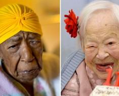 Estas 5 mujeres son las últimas personas que nacieron en la década de 1800. Este es su secreto para la larga vida
