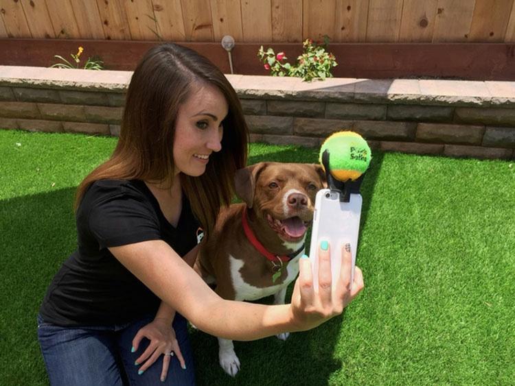 Si tienes un perro NECESITARÁS este ingenioso invento para tu teléfono. ¡GENIAL!