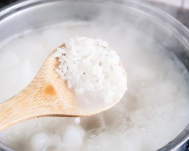 Esta nueva manera de cocinar el arroz reduce drásticamente sus calorías. ¡INCREÍBLE!