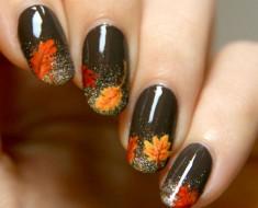 Cómo crear una decoración impresionante de uñas que es el complemento perfecto para este otoño