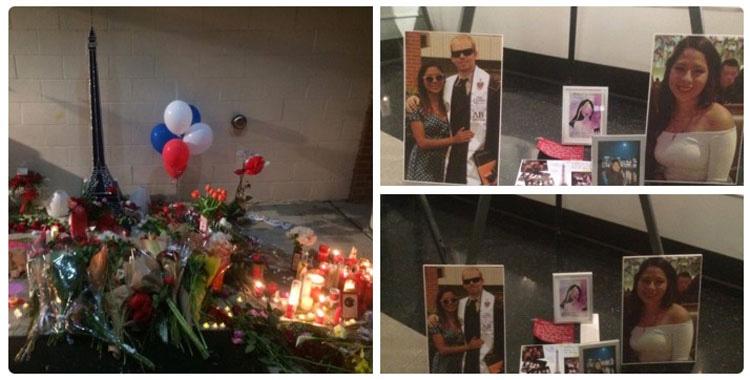 Estos padres que perdieron a su hija en los ataques a París revelan un momento desgarrador