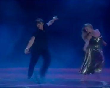Hace más de 20 años, Patrick Swayze y su esposa dieron una actuación que NUNCA SERÁ OLVIDADA