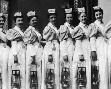 Las 9 reglas que las enfermeras de 1887 tenían que seguir. Algunas son realmente fascinantes 1