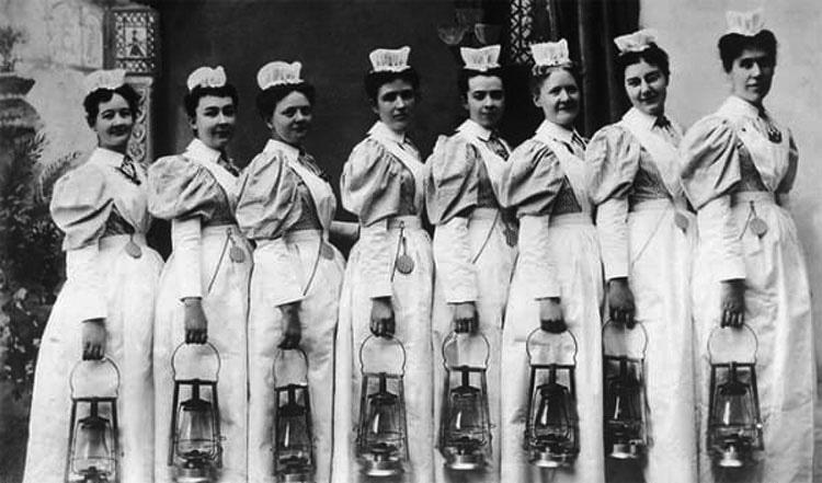 Las 9 reglas que las enfermeras de 1887 tenían que seguir. Algunas son realmente fascinantes
