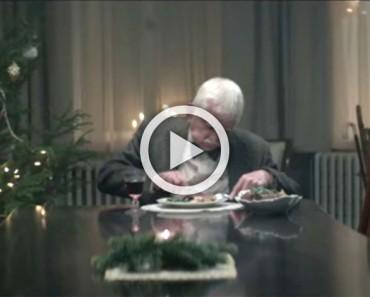 Este es el anuncio de Navidad más conmovedor y viral de los últimos años. MUY emotivo...