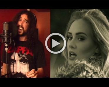 """Canta el éxito de Adele """"Hello"""" en 25 estilos musicales y su vídeo tiene un éxito ROTUNDO"""