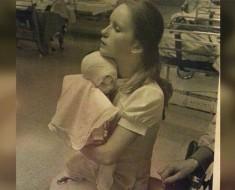 En 1977, una enfermera cuida a un bebé quemado... 38 años después no esperaba escuchar esto