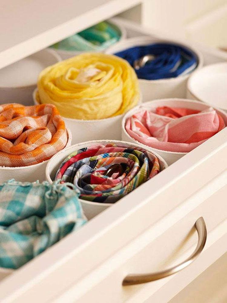 20 trucos GENIALES para organizar tus armarios y cajones