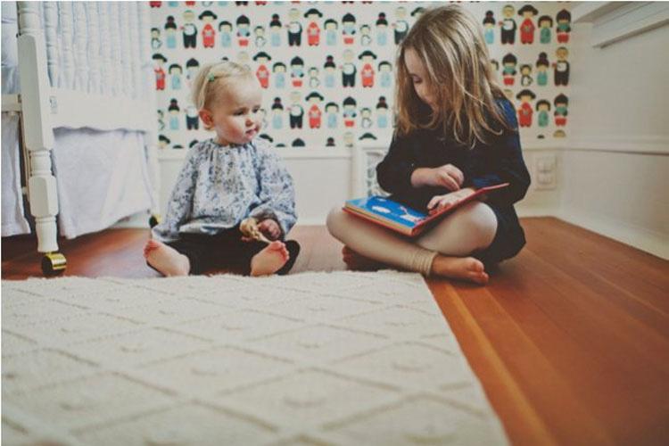 20 fotos que muestran la alegría de tener hermanos y hermanas