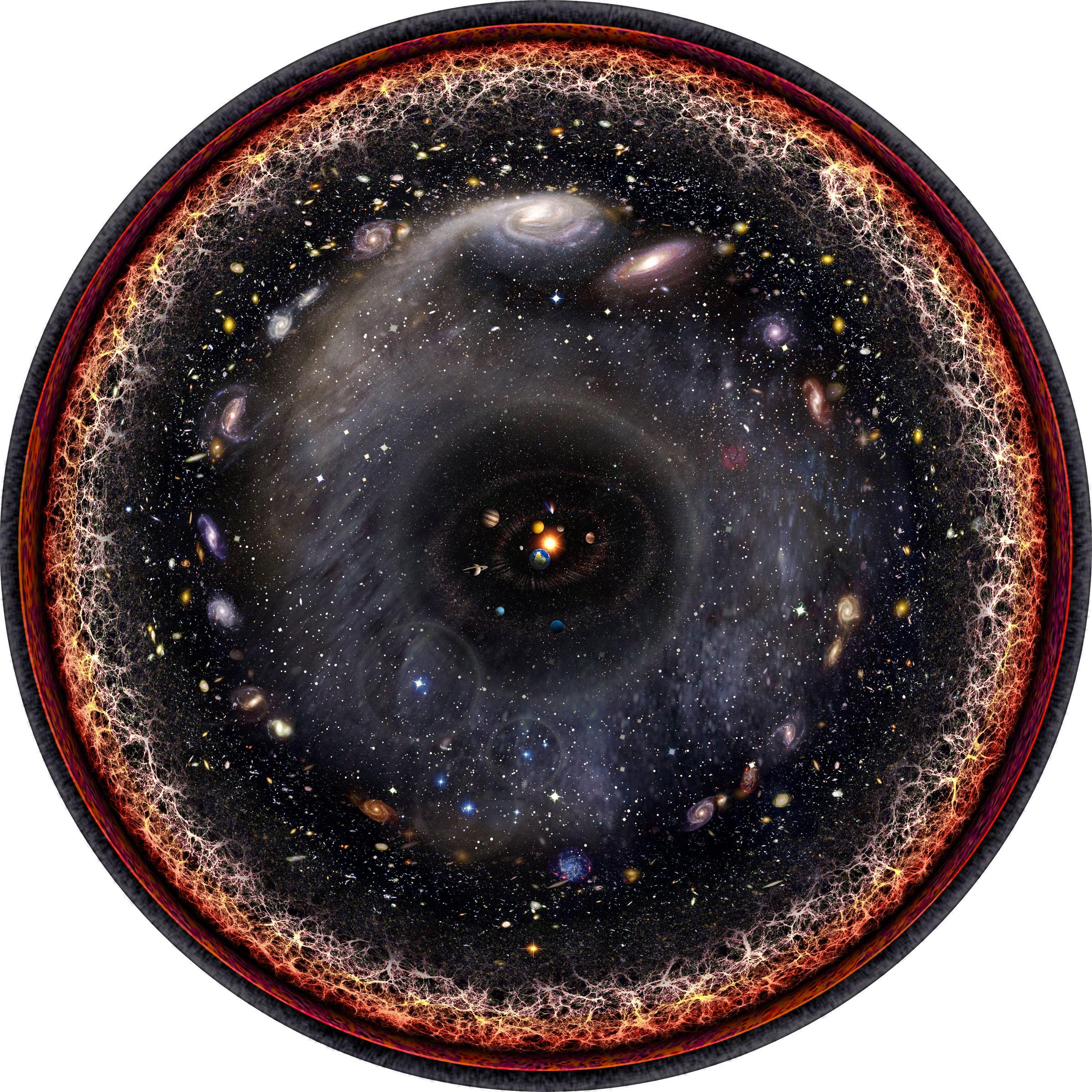 BorradorPublican un mapa logarítmico de todo el universo conocido en una sola imagen. ¡INCREÍBLE! creado el 18 January 2016 a las 12:56