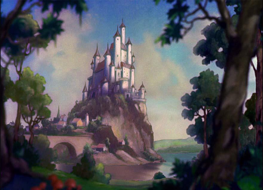 18 localizaciones reales que inspiraron a Disney
