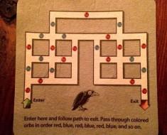 La gente que está borracha no puede resolver este puzzle. ¿Tú puedes?