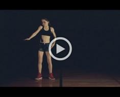 Esta niña de 12 años ha aprendido a bailar viendo YouTube durante 8 meses. Espere a ver sus movimientos