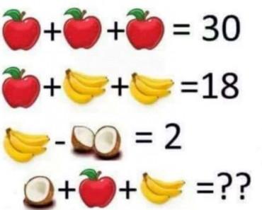 Este enigma se ha compartido por todo Facebook y sigue volviendo loca a la gente 3