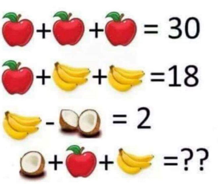 Este enigma se ha compartido por todo Facebook volviendo loca a la gente