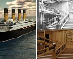 Una réplica exacta del Titanic navegará en 2018. Espera a ver el interior