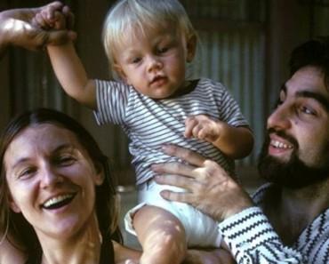 ¿Por qué esta foto de Leonardo DiCaprio de bebé hace que la gente se sienta incómoda?