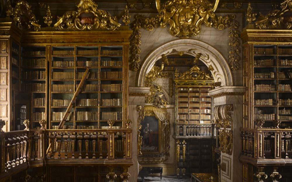24 bibliotecas del mundo tan magníficas que te dejarán sin respiración