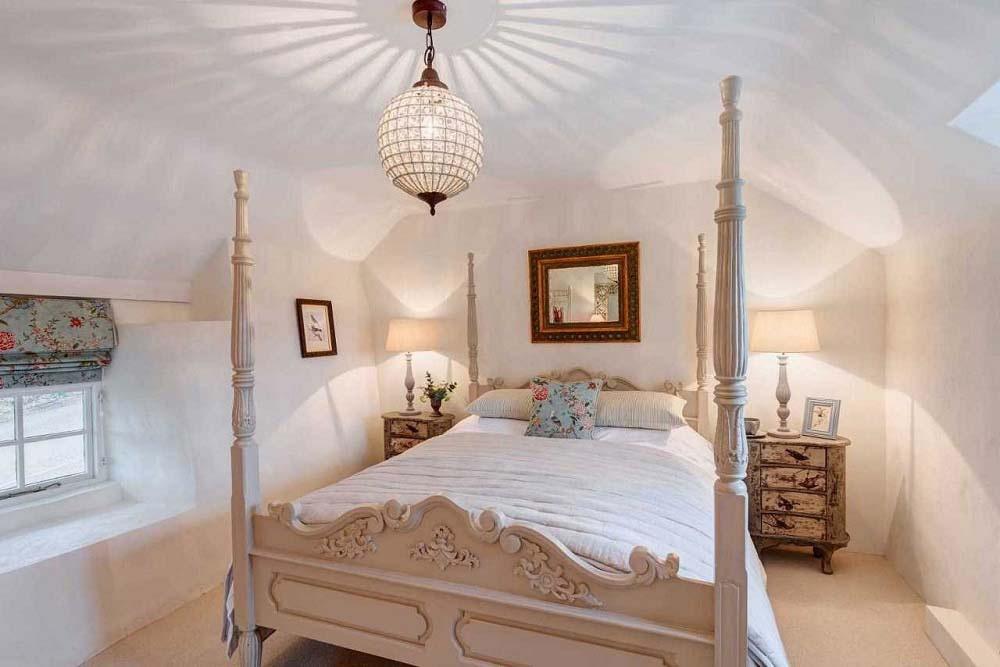 Esta casa tiene más de 300 años - pero mira su absolutamente increíble interior