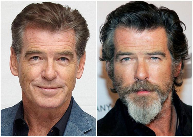 14 fotografías que demuestran que dejar crecer la barba lo cambia todo