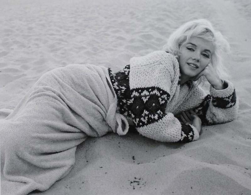 La ÚLTIMA sesión de fotos de Marilyn Monroe te tocará el corazón