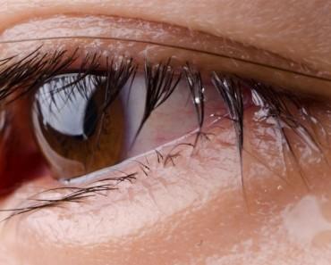 Ver nuestras lágrimas con un microscopio revela un hecho impactante