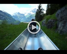 Estos chicos toman un paseo épico través de los Alpes. Cuando vimos las vistas nos quedamos ASOMBRADOS