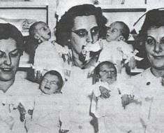 En 1939, la gente pagaba por mirar boquiabiertos a estos bebés. ¿Por qué? SORPRENDENTE