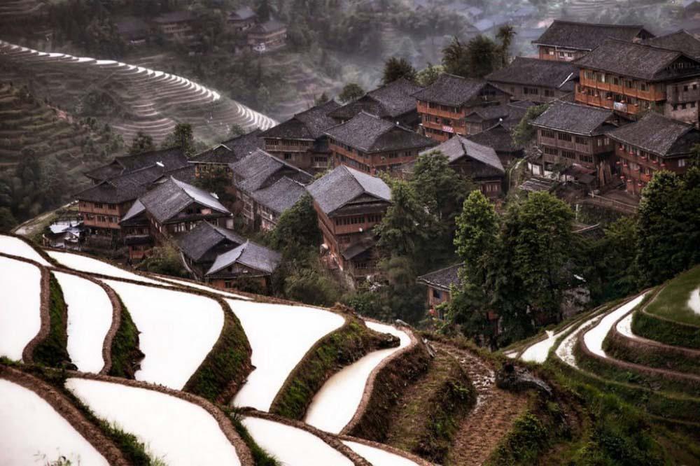 20 magníficos pueblos reales que parecen venir directamente de los cuentos de hadas
