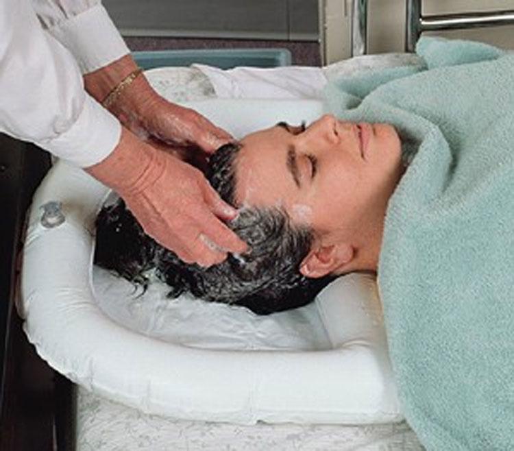 Esta mujer fue a la peluquería y momentos más tarde, estaba luchando por su vida