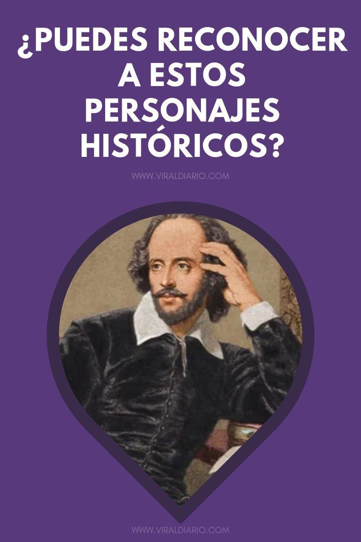 ¿Reconoces a ESTOS personajes históricos?