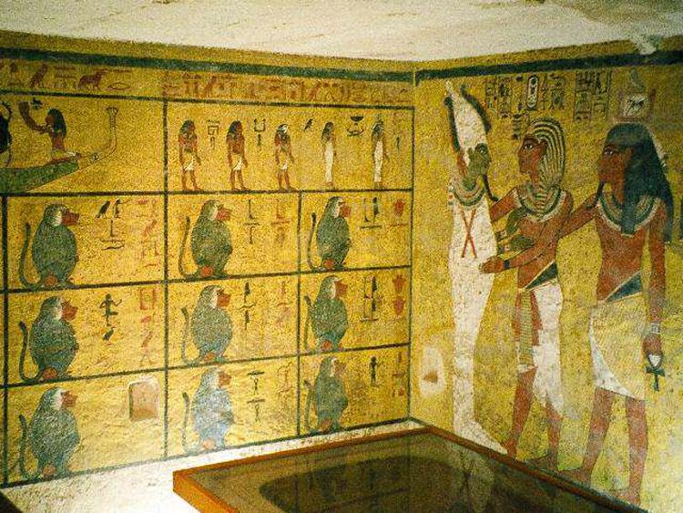 Arqueólogos hacen el 'mayor descubrimiento del siglo XXI' en la tumba de Tutankamón