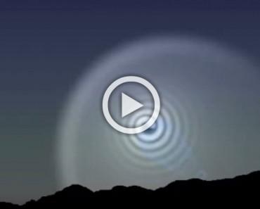 ¿Qué es lo que sucedió en el cielo de Noruega el 9 de diciembre de 2009?